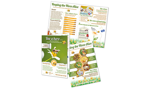 Marketing Leaflet